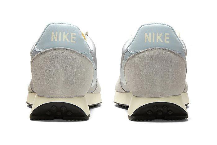Nike Air Tailwind 79 Wolf Grey Antartica Heel Shot