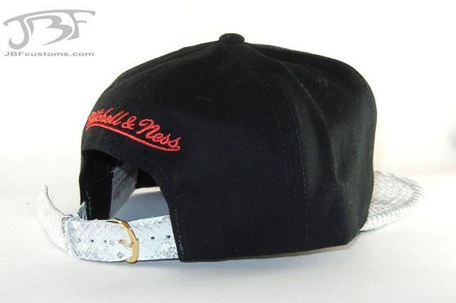 Jbf Custom Cap Chicago Bulls 2 1