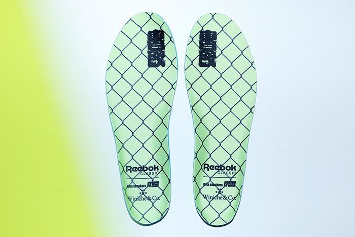 Winiche Co X Mita Sneakers Reebok Dmx Run 10 5