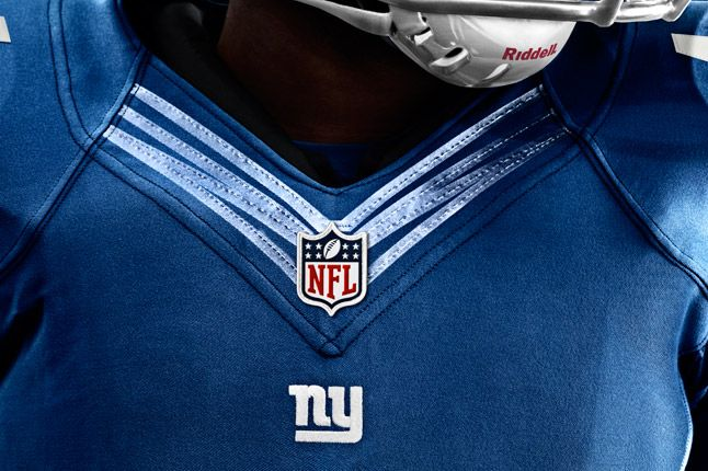 New York Giants Detail 1
