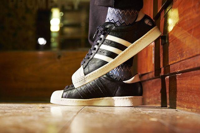 Adi Dassler Adidas Consortium Superstar 10Th Anniversary 1
