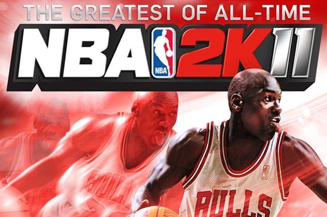 Nba 2 K11 Michael Jordan 1 1