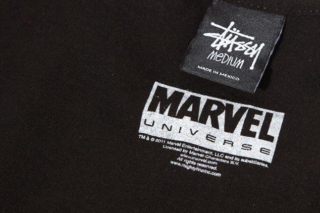 Stussy Marvel Tag 1