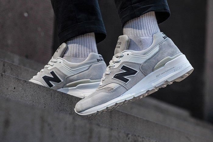 New Balance 997 Made In Usa Off White 6
