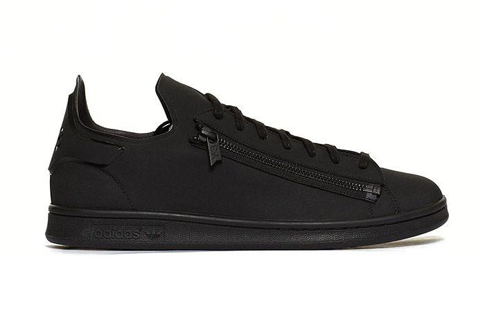 Adidas Y 3 Yohji Yamamoto Stan Zip Black