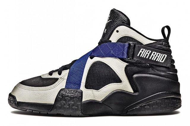 The Making Of The Nike Air Raid