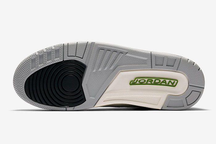 Air Jordan 3 Tinker Chlorophyll 136064 006 Release Date 1 Sneaker Freaker