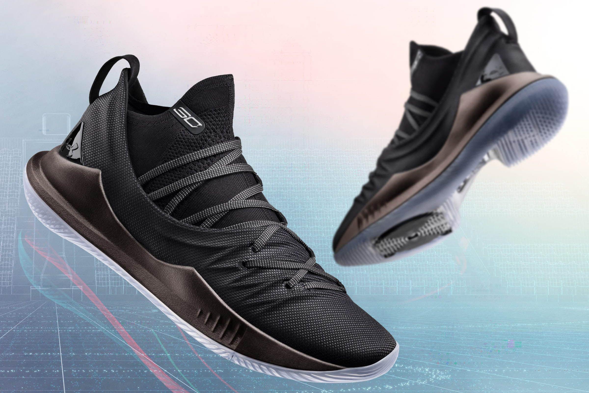Curry 5 Sneaker Freaker