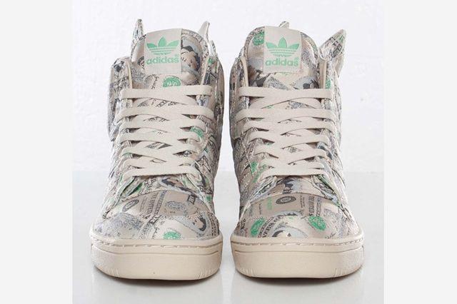 Adidas Jeremy Scott Money Front
