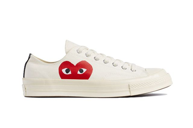 Comme Des Garcons Play X Converse Chuck Taylor All Star 70 Collection 4