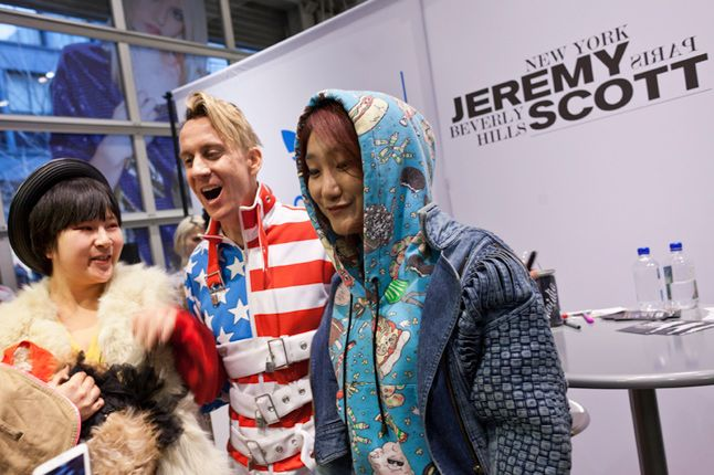 Jeremy Scott In Store Adidas Originals Soho New York 23 1