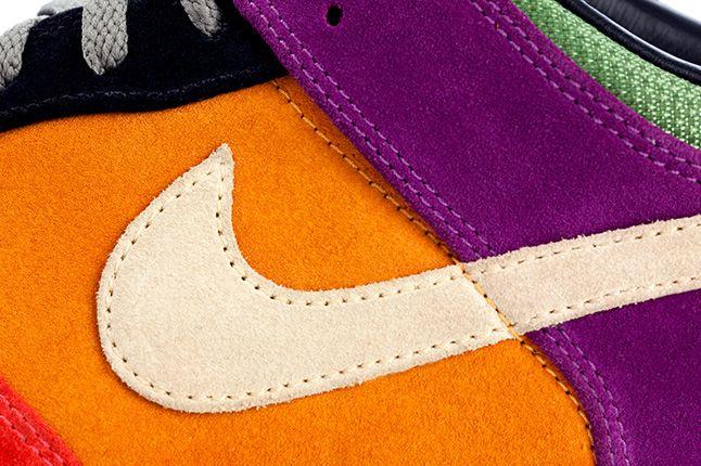 Nike Dunk Low Viotech Detail 1