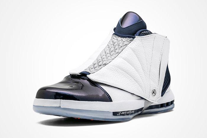Air Jordan 16 Midnight Navy 3