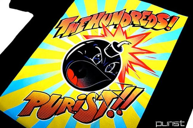 Purist Boutique The Hundreds Tee 1 1