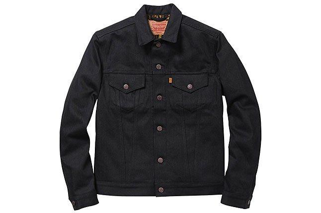 Levi Supreme Dark Denim Jacket 1