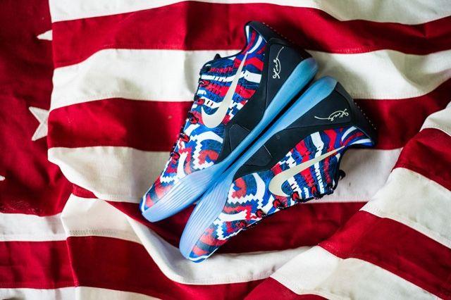 Nike Kobe 9 Em Independence Day 6
