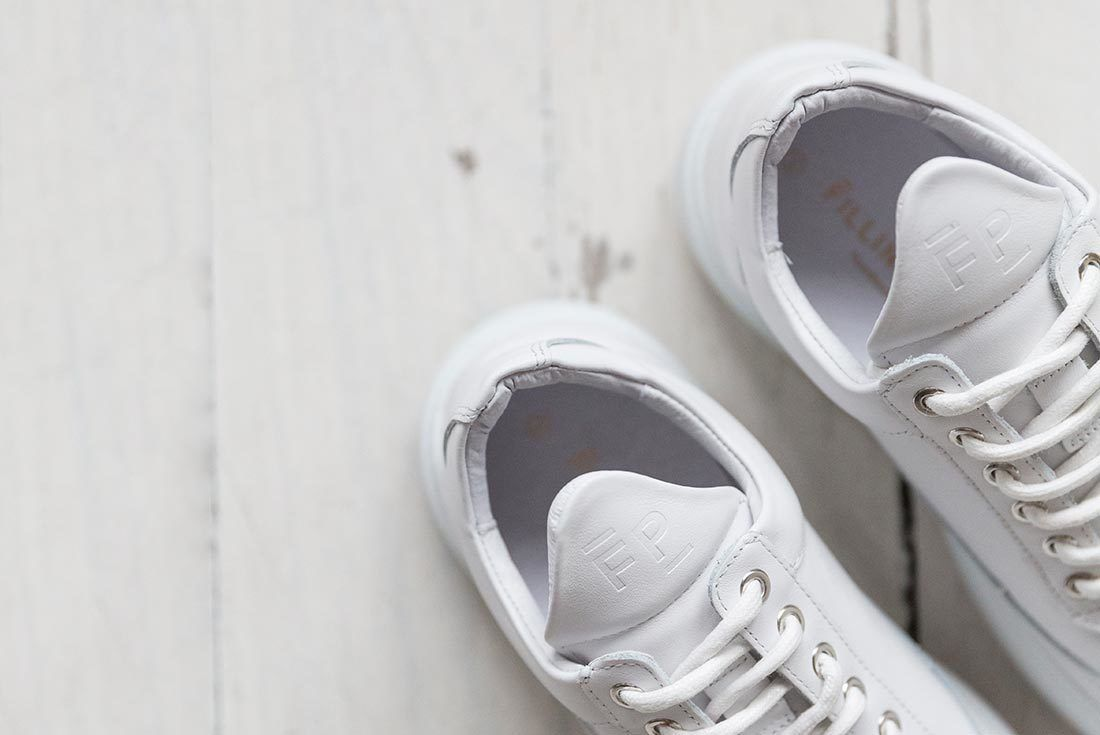 Filling Pieces Low Top White 3