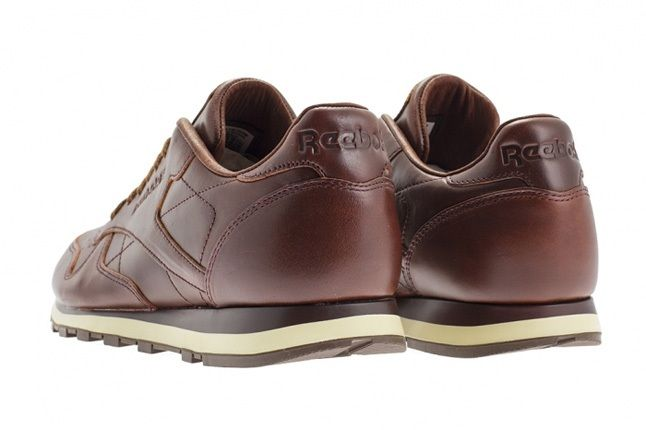 Reebok Classic Leather Lux Horween Chestnut 1
