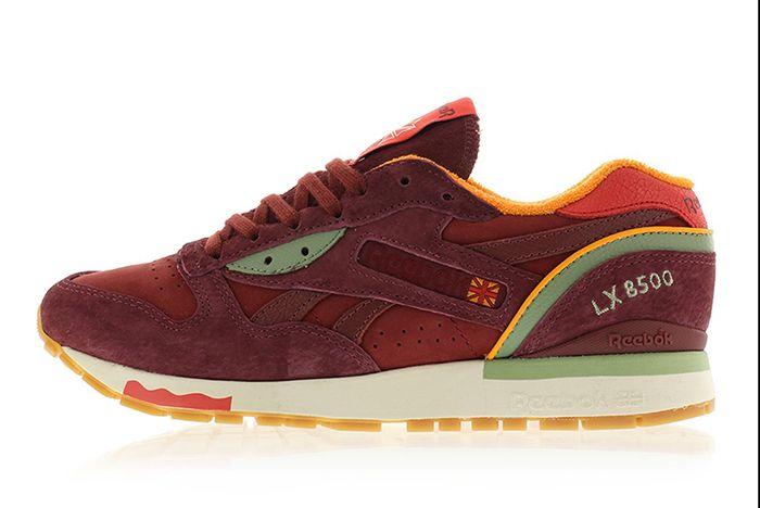 Packer Shoes X Reebok Lx 8500