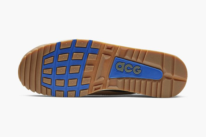 Nike Acg Air Wildwood Premium Brown Release Date Outsole