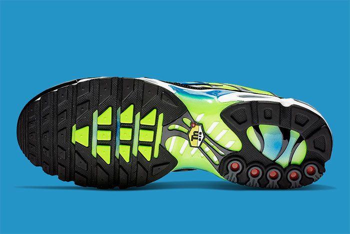 Nike Air Max Plus Scream Green 5
