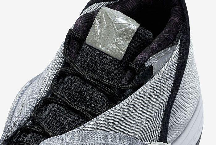 Nike Zoom Kobe Icon Metallic Silver 1