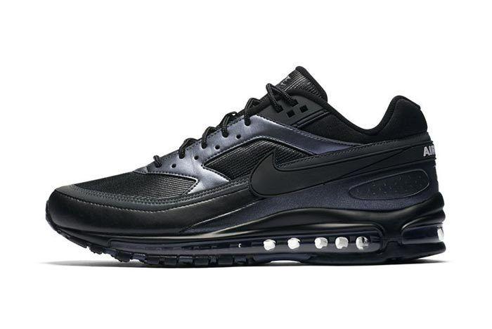 Nike Air Max 97 Bw Black Metallic Hematite Ao2406 001 1