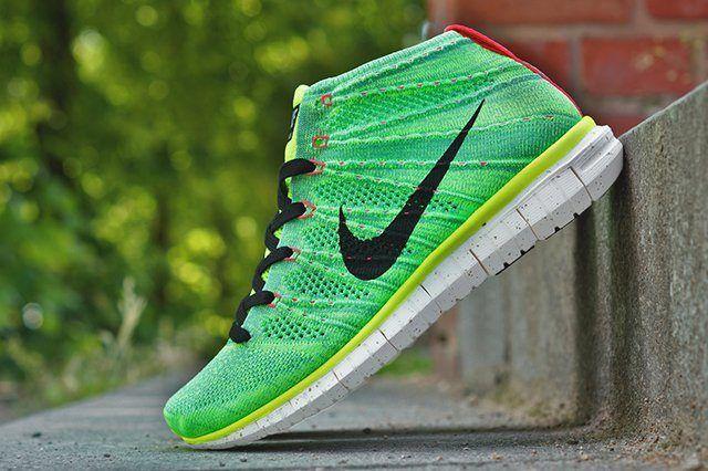 Nike Free Flyknit Chukka Qs Magista 3