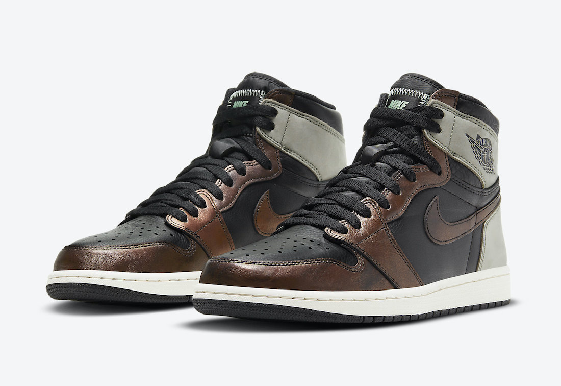 Air Jordan 1 High Patina 555088-033