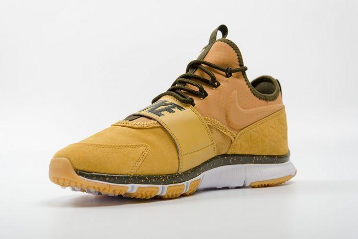 Nike Free Ace Lthr Haystack 5