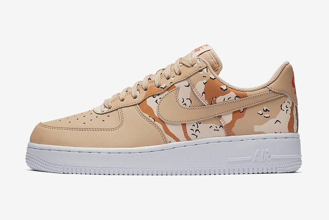 Nike Air Force 1 Country Camo Sneaker Freaker 7