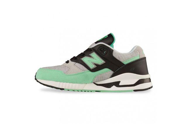 New Balance 530 Mint Green 3