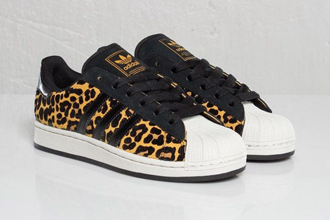 Adidas Originals Superstar 2 Leopard Pair 1