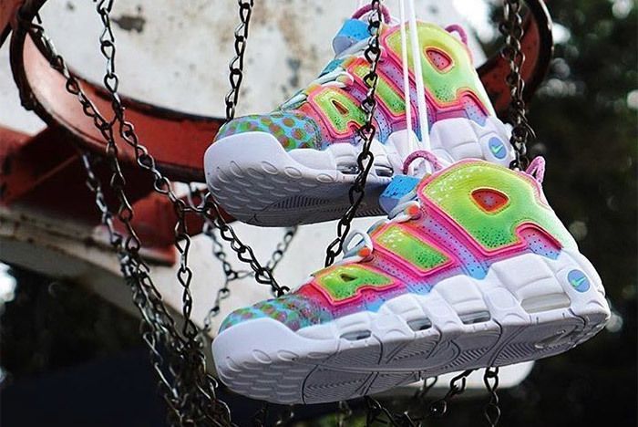 Nike Air More Uptempo Fresh Prince 1