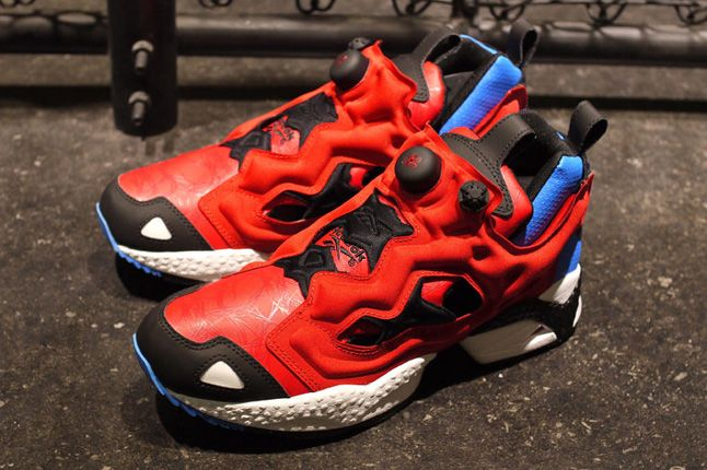 Marvel Reebok Insta Pump Fury Spider Man 06 1