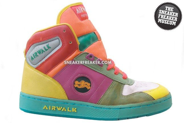 Airwalk 13 Colour Prototype 1