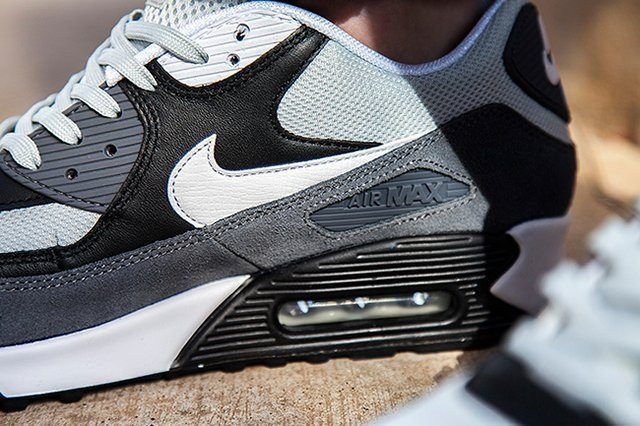 Nike Air Max 90 Grey Mist 2