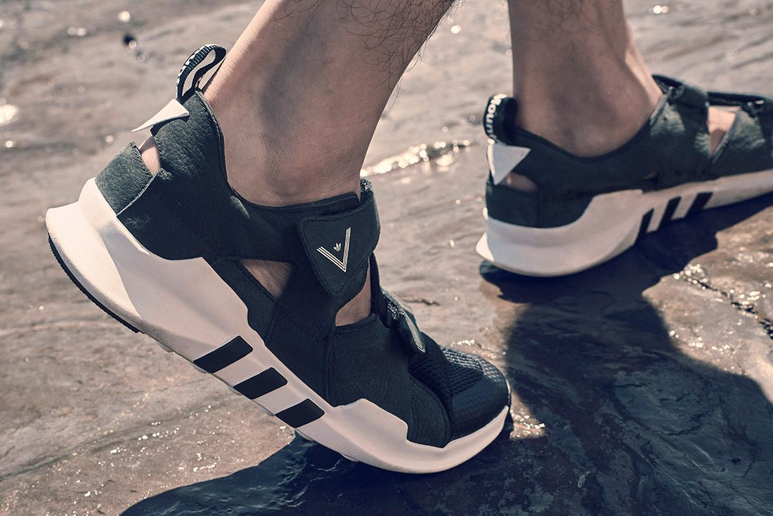White Mountaineering Adidas On Foot 5