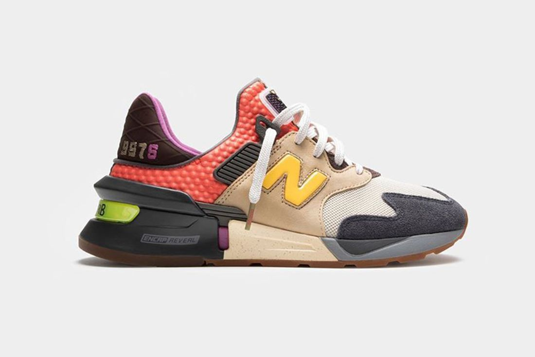 Bodega New Balance 997S Better Days Right