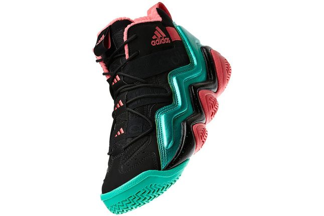 Adidas Top Ten 2000 South Beach Miami Black Lab Pink 02 1