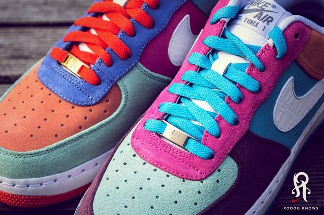 Nike Id Air Force 1 What The Af1 2