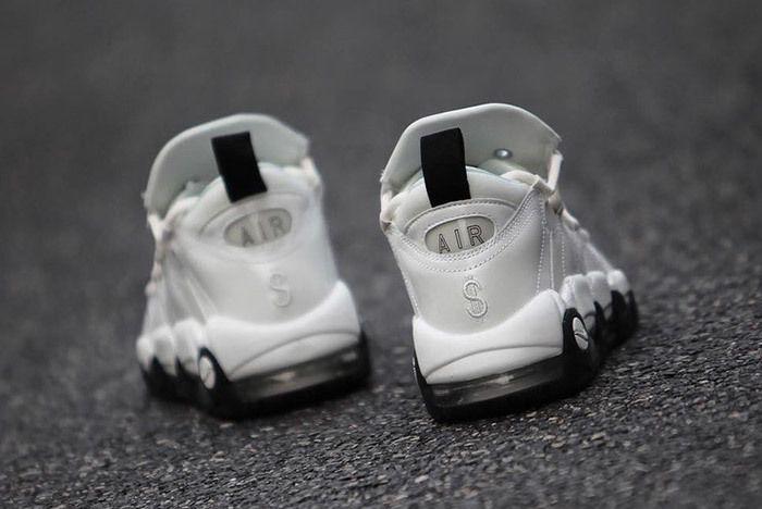 Nike Air More Money Los Angeles Pack Black White Sneaker Freaker 8