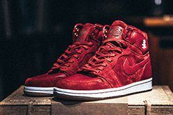 Air Jordan 1 Custom By The Remade Thumb