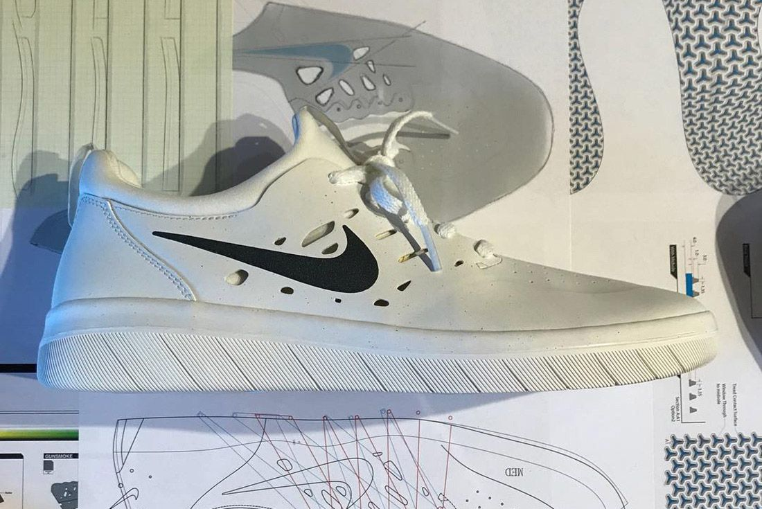Nyjah Hustons First Nike Sb Pro Model Revealed Sneaker Freaker 4