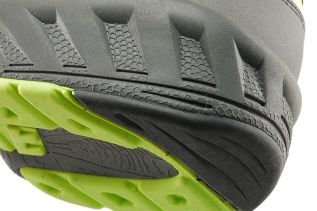 Nike Huarache 94 Heel Detail 1