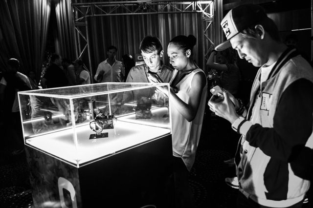 G Shock Launch Bliss N Eso Colab 30