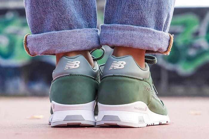 New Balance 1500 Womens Poison Ivy 5