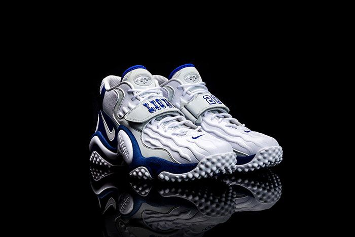Barry Sanders Nike Air Zoom Turf Jet 97 Front Angle 2