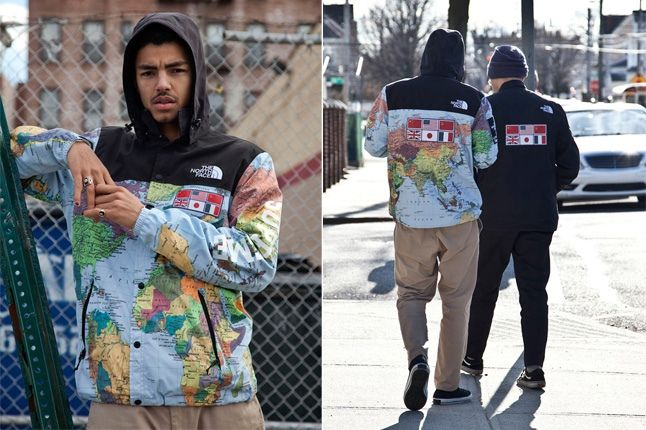 Supreme The North Face 2014 Spring Summer Collection 8