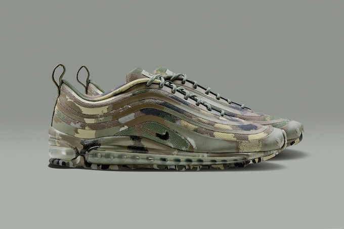 Nike Air Max 97 Country Camo Italy (2013)